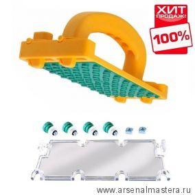 Прижимной толкатель заготовки GRR-Rip Block  для пиления, фрезерования  Micro Jig GB-1 ХИТ!