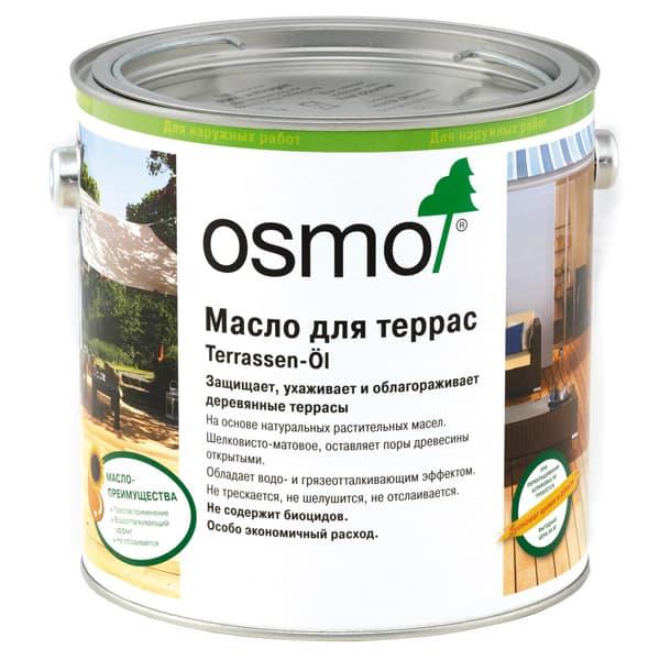 Osmo Terrassen-Öle