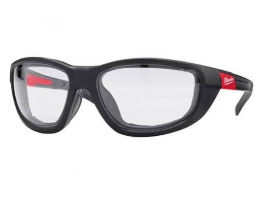Очки защитные прозрачные PREMIUM MILWAUKEE 4932471885
