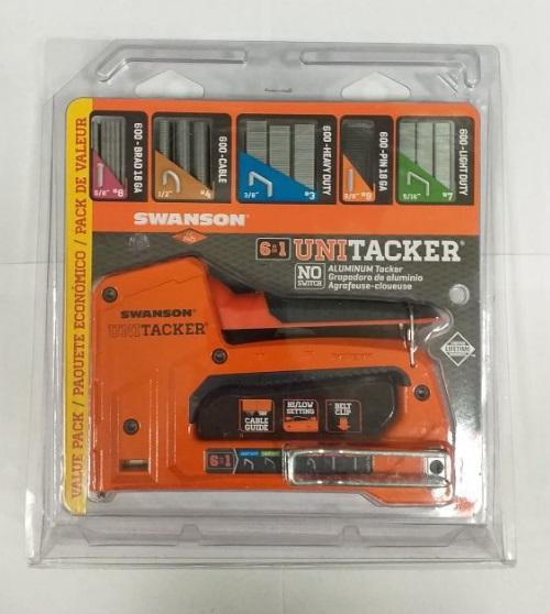 Swanson Staple Gun/Hand Tacker степлер