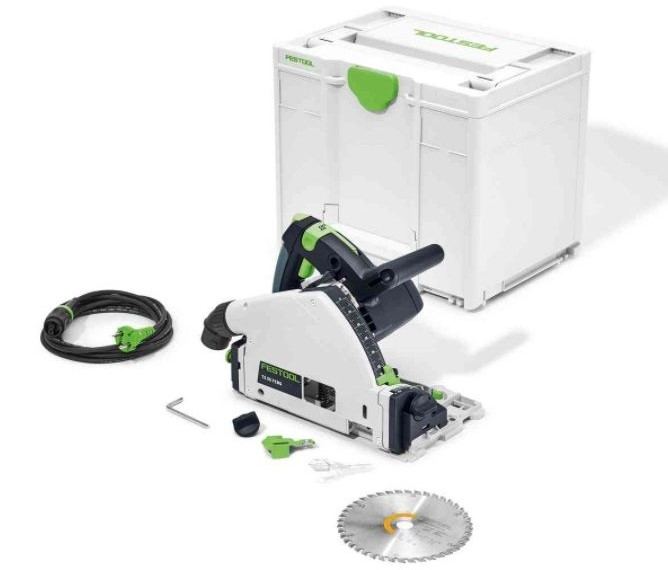 Пила погружная диск 160 мм 1,2 кВт Festool TS 55 FEBQ-Plus 576703