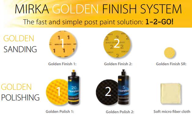 Мирка инструменты из Финляндии. Mirka Golden Finish