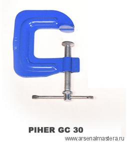 SALE Струбцина Piher GC30 G-образная М00014024