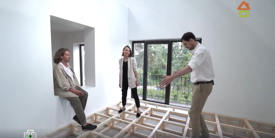 Ремонт спальни в загородном доме 2019