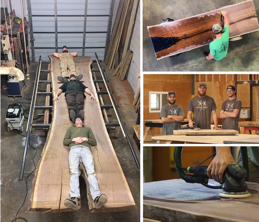 Идея бизнеса: Продажа СЛЭБов и изготовление деревянных изделий из них от Арсенал Мастера