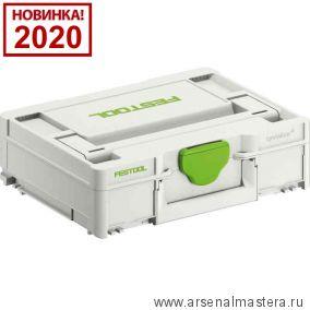 Систейнер 3 Festool SYS3 M 112 204840 Новинка 2020 года!