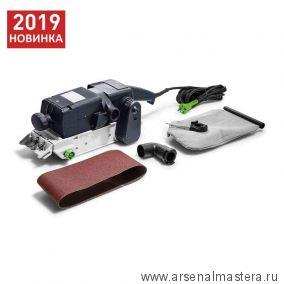 Ленточная шлифовальная машинка FESTOOL BS 105 575767 Обновленная версия 2019 года!