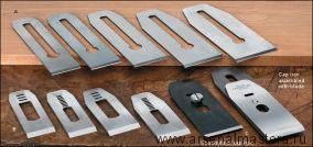 АКЦИЯ! Нож для рубанков Stanley N4 и N5, материал - PM-V11 51 мм (2) Veritas 05P31.92 М00007064