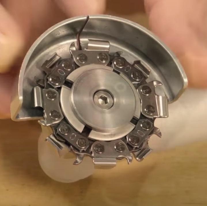 Диск цепной Merlin 2 D 50 мм 8 зубьев посадка 10 мм 21008 М00012003