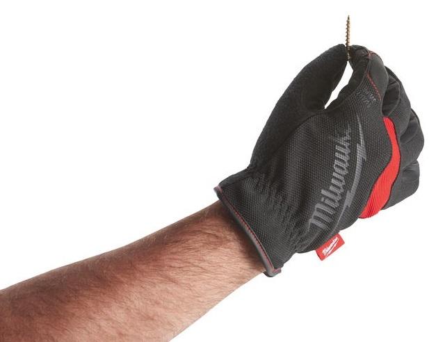 Гибкие и эластичные рабочие перчатки Милвоки