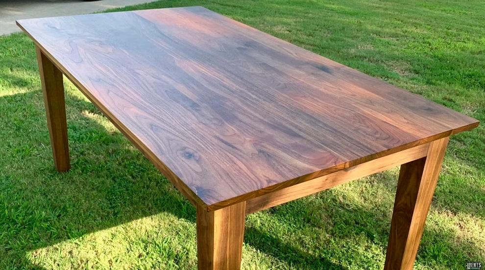 Современный подход к изготовлению стола. Опыт немецкого мастера