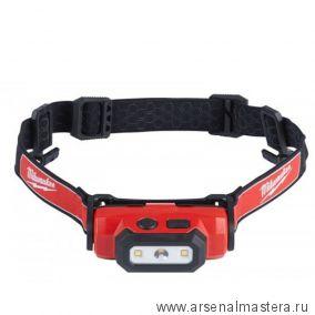 Налобный фонарь заряжаемый через USB L4 HL-201 4933459443