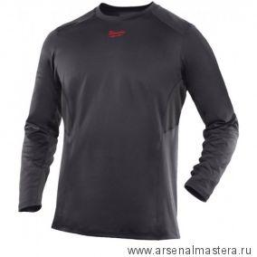 Футболка нательная с длинным рукавом для холодной погоды WORKSKIN CWBLM XL MILWAUKEE 4933459677