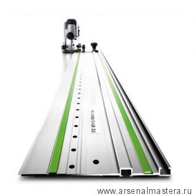 Шина-направляющая Festool FS 1400/2-LR 32 с отверстиями шаг 32 мм 496939
