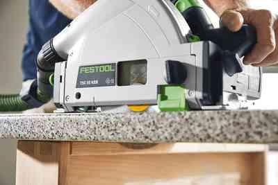 Аккумуляторная погружная пила Festool TSC 55
