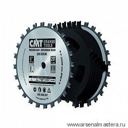 CMT 230.524.08M Диск пильный 200x30x6,35-22,23/2,41 -5гр FTG+ATB Z=24. ОБЗОР! Видео.