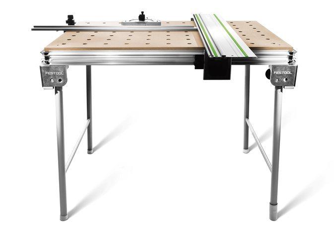 отличным готовым решением является MFT-3 стол от Festool: