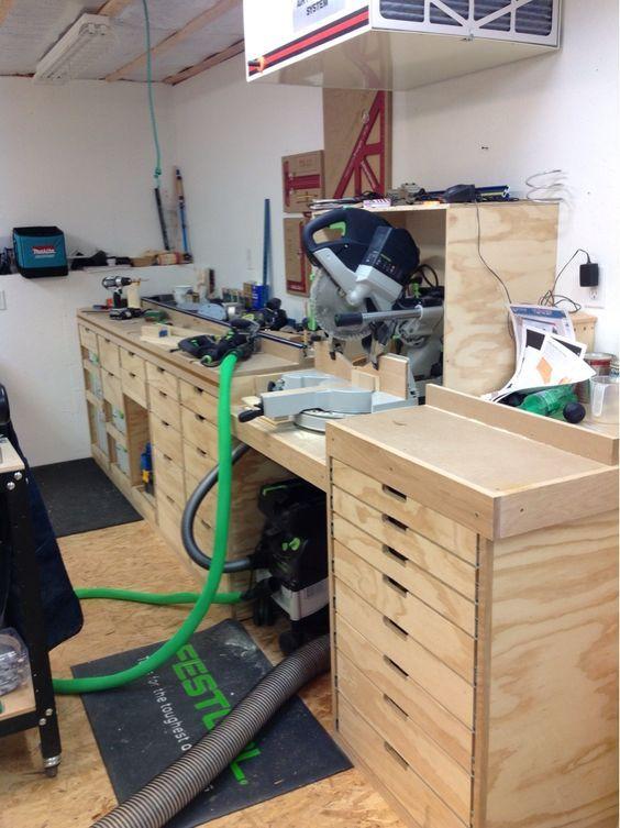 правильное размещение и функциональный стол - половина успеха для Kapex