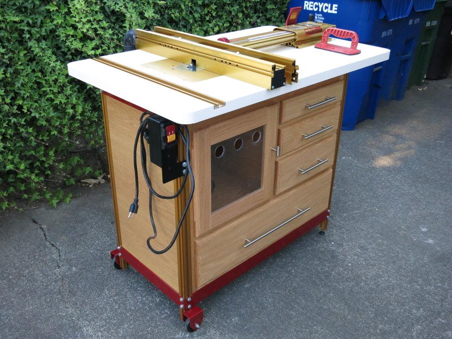 Фрезерный стол INCRA M-RT COMBO 3