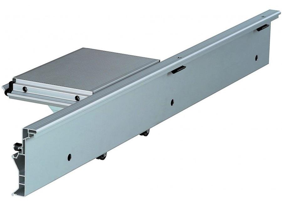 Каретка расширяет функционал фрезерного станка и позволяет к примеру делать шиповое соединение