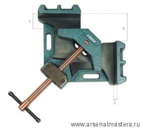 SALE Тиски (зажим) силовые для угловых соединений (Струбцина угловая для сварки) Piher A-10 М00006354