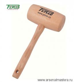 Киянка деревянная круглая 60х110 мм PINIE 53-1