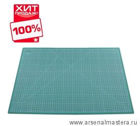 Универсальный коврик с метрической разметкой для защиты столешницы 600 ммх450ммх3 мм DICTUM 708093 М00006960 ХИТ!