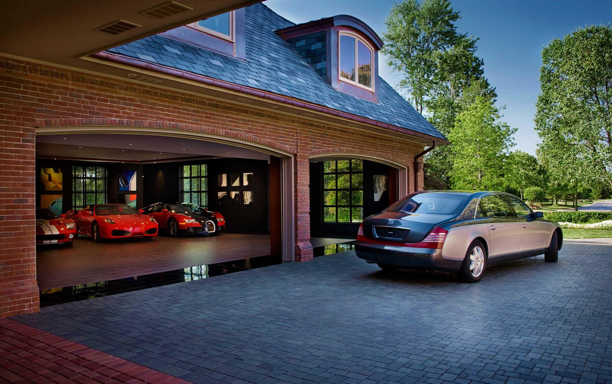 мастерская в гараже мечта 2019 автомобильная конюшня
