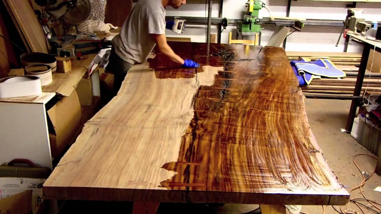 использовать средства покрытие масло с воском для древесины