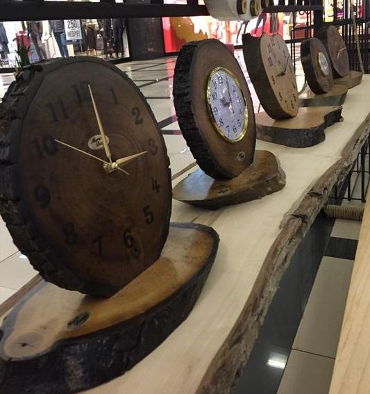 деревянные спилы в руках Мастеров превращаются в арт-объекты и даже произведения искусства