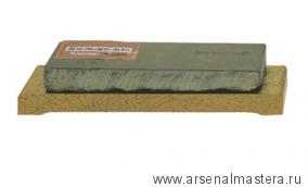 Японский брусок абразивный натуральный 6000-8000 200х72х22мм  Awaseto Dictum на подставке М00000629