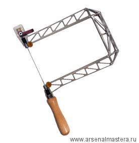 Лобзик ручной Knew Concept Titanium 200х130мм М00015274  125.008T
