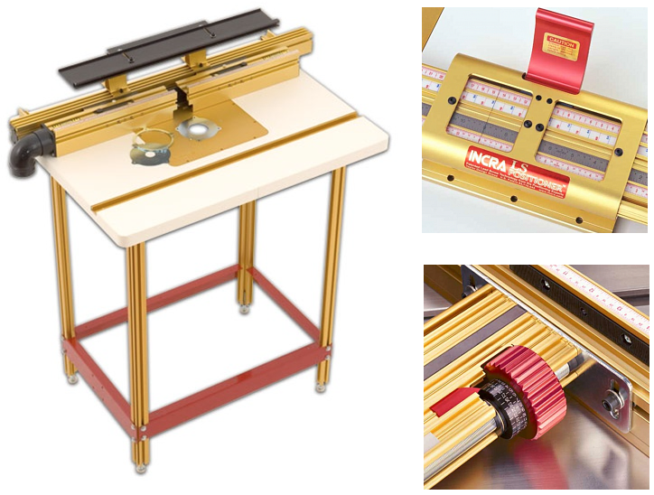 Фрезерный стол INCRA Combo 4