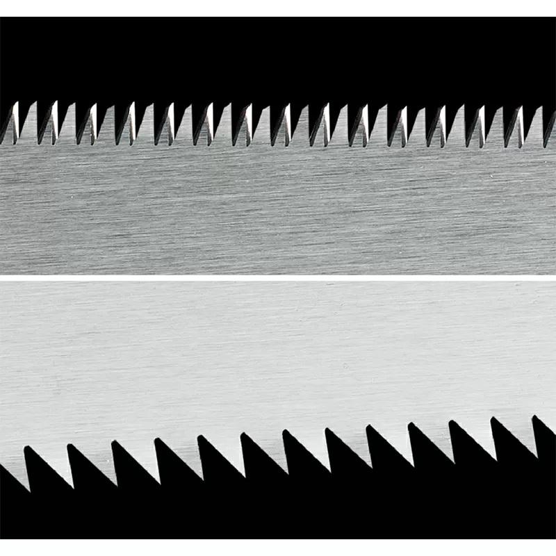 Пила Ryoba широкая духсторонняя 180 мм 17 / 9 TPI Takagi Sha 108006