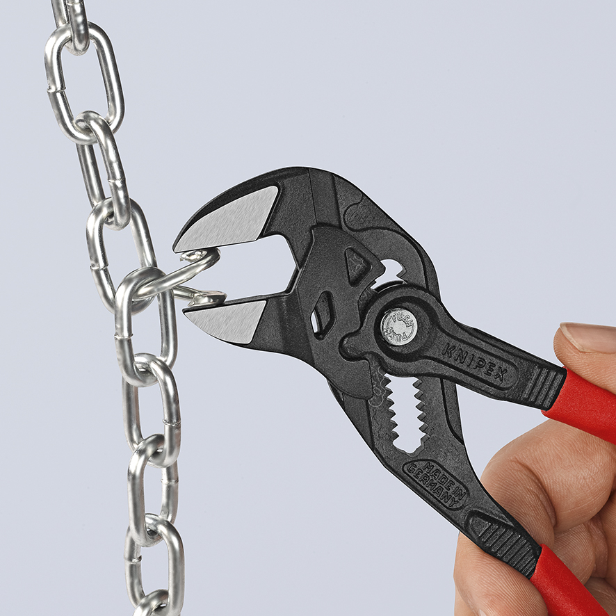 Клещи переставные-гаечный ключ 180 мм KNIPEX 86 01 180 KN-8601180