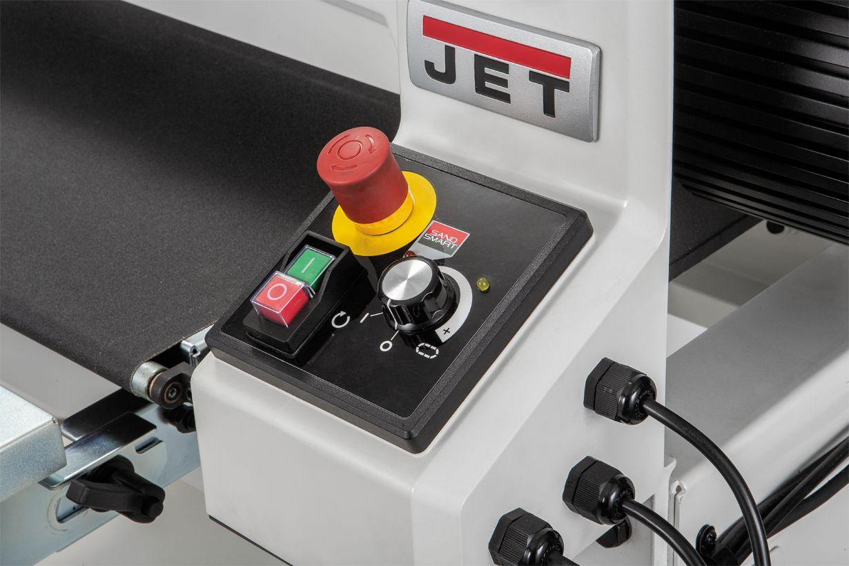 Фото Барабанный шлифовальный станок JET JWDS-2244 723540OSKM