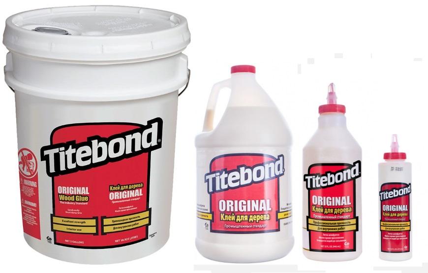 Клей столярный Titebond Original