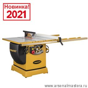 Циркулярная пила промышленная 400 В 5,6 кВт Powermatic PM3000B PM3753B-RU Новинка 2021 года !