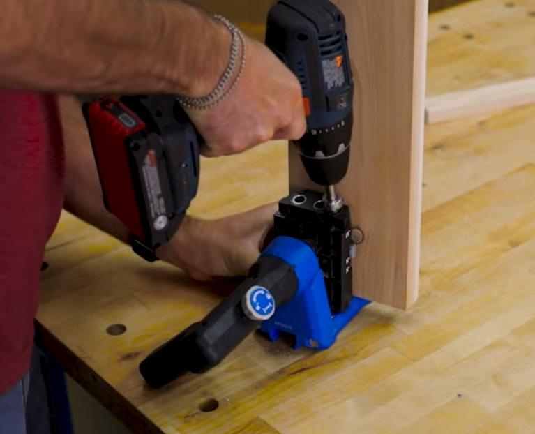 Кондуктор для сверления Kreg Pocket-Hole Jig 720  купить