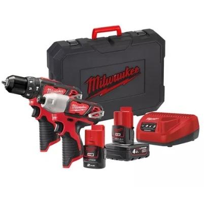 Акционные наборы MILWAUKEE профессионального инструмента купить
