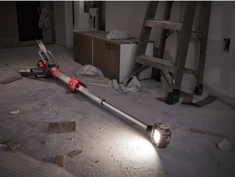 Аккумуляторный фонарь мачта освещения Milwaukee M12 SAL-0 4933464823