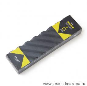 Камень для правки абразивных брусков грубых и средних /черный 206х53х27мм,100грит Miki Tool  М00014458