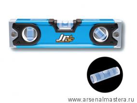 Уровень пузырьковый МАГНИТНЫЙ Shinwa/BlueLevel Jr. 200 мм (3 колбы) М00003677