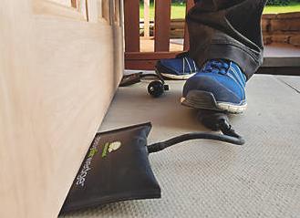 Монтажная воздушная подушка (пневмо клин) Монтажная воздушная подушка EASY AIR WEDGE 150*160мм