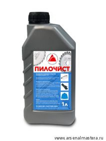 Средство моющее для инструмента Пилочист (концентрат 1 к 5) 1 л Woodwork pilochist-1