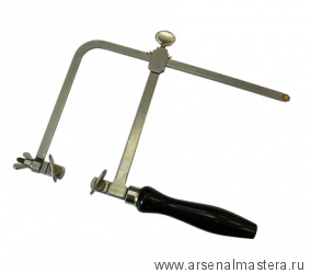 Лобзик ручной Pegas 150х120мм раздвижной, с винтом для подтягивания пилки М00006297 PS 49.733 / Di 704776