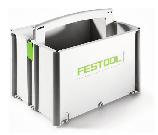 Отзыв на Инструментальный ящик FESTOOL SYS-ToolBox SYS-TB-2