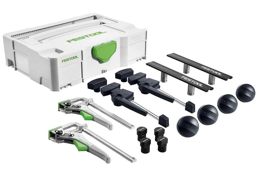 Комплект для фиксации заготовок FESTOOL SYS-MFT Fixing-Set SYS-MFT-FX-Set