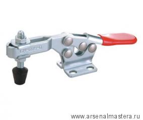 SALE Зажим механический с горизонтальной ручкой усилие 227 кг GOOD HAND GH-225-D
