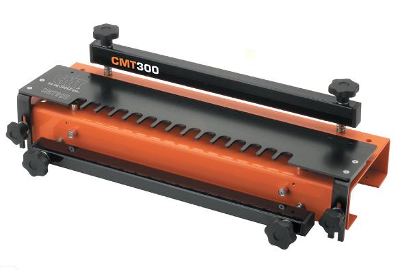 CMT300 Шипорезное приспособление для торцевых соединений (шипорезка)